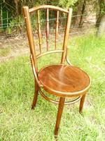Teljesen stabil, eredeti antik Thonet szék az 1920-as évekből