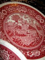 Villeroy & Boch 26 cm tál tányér Pink Rusticana