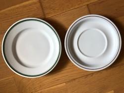 Alföldi porcelán tányérok - 2 db jelzettek