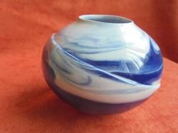 Aquincumi aqua porcelán váza