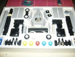 Optik Montage Experiment -retró ,oktató NDK-s játék.Hiánytalan.