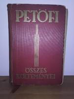 Petőfi Sándor összes költeményei - antik könyv