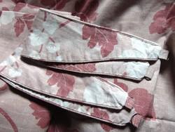 Nagyon szép mályvásrózsaszín sötétítő függöny párban