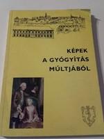 Buzinkay Géza Kapronczay Károly Képek a gyógyítás múltjából- természettudományi  orvosi könyv