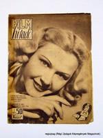 1944 február 24  /  FILM híradó  /  Régi ÚJSÁGOK KÉPREGÉNYEK MAGAZINOK Szs.:  14296