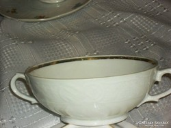 Nyomott mintás leveses csésze