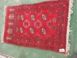 Antik szőnyeg 112x65 restaurálandó  /lll/06-01/