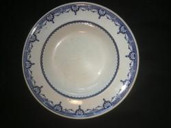 Fischer Emil  tányér