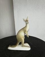 Ritka Hollóházi kenguru, Gyűjtői darab, nosztalgia