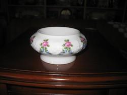 Wallendorfi  rózsás tálka   10 x 5 cm,  szép állapot