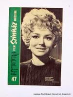1968 november 23  /  FILM Színház MUZSIKA  /  Régi ÚJSÁGOK KÉPREGÉNYEK MAGAZINOK Szs.:  14287