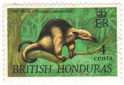 Brit Honduras forgalmi bélyeg 1968