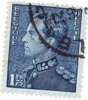Belgium forgalmi bélyeg 1936