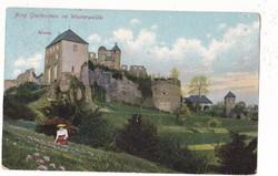 Birodalmi képeslap bélyeggel 1914