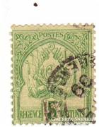 Tunézia forgalmi bélyeg 1899
