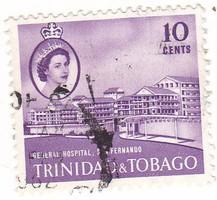 Trinidad és Tobagó forgalmi bélyeg 1960