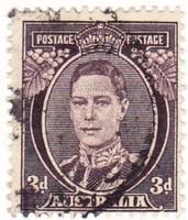 Ausztrál forgalmi bélyeg 1941