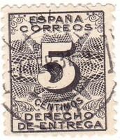Spanyol forgalmi bélyeg 1931
