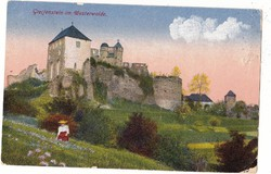 Birodalmi képeslap bélyeggel 1925