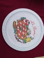 G0 La pizza pizzás tál  30  cm