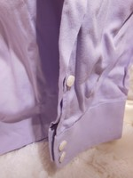 Ing - DON GIL - 40 méret - pasztell lila - újszerű - hibátlan - exkluzív minőség - pamut