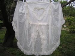 Textil - Amerikai - különleges függöny 215 x 150 cm - hibátlan - szép - egyedi - kislányszobába