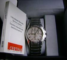 Certina DS chronograph férfi óra