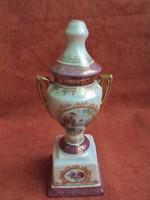 Altwien porcelán díszváza