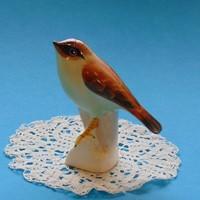 Aquincumi porcelán madár figura