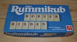 Jumbo Rummikub (számrömi)