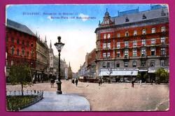 11 - Képeslap:   1920  Budapest