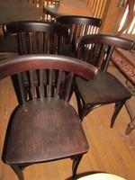 4 db thonett szék felújítva