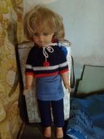 Szép,, alvós, fésülhető, öltöztethető, német babák