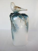 Orosz porcelán madaras váza