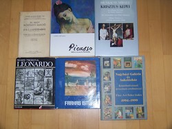 Művészet,szakirodalom könyvek 5
