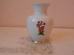 Hollóházi Húsvéti porcelán váza