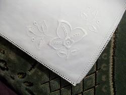 Esküvői dísz zsebkendő