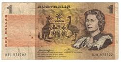 1 dollár 1976 Ausztrália