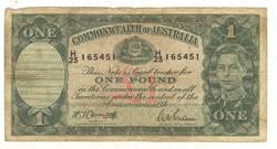 1 dollár 1942 Ausztrália