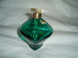 Antik kristály parfümös üveg