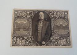 Emlék képeslap Ferenc József 60. uralkodási jubileuma 1908 (AA-0607)