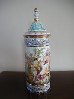 Régi Capodimonte váza