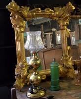 Aranyozott florentin tükör