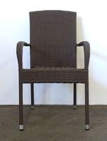 1A906 Jutlandia műgyékény kerti bútor kerti szék
