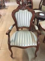 Olasz tömörfa székek