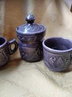 Korondi csésze Józsa János