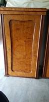 2 db Biedermeyer szekrény