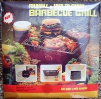 Mini barbecue grillező