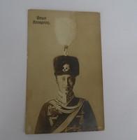 Német levelezőlap képeslap Unser Kronprinz