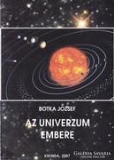 Botka József: Az univerzum embere (ÚJszerű, RITKA) 3000 Ft